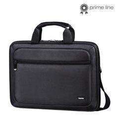Krepšys Hama Nice, skirtas nešiojamiesiems kompiuteriams iki 30 cm (11.6''), juodas