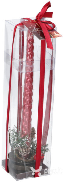 Kalėdinė žvakė kaina ir informacija | Kalėdinės dekoracijos, eglutės žaisliukai | pigu.lt