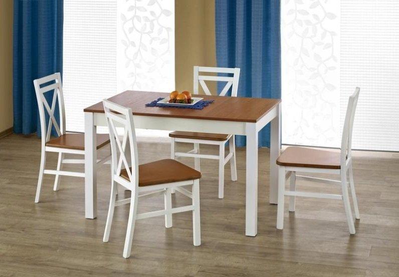 Valgomojo stalas Ksawery kaina ir informacija | Stalai, staliukai | pigu.lt