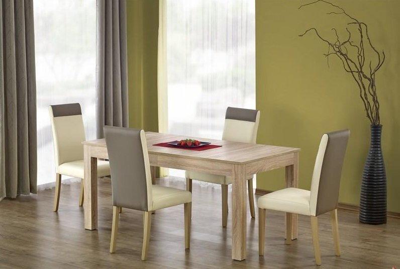 Išskleidžiamas stalas Seweryn kaina ir informacija | Stalai, staliukai | pigu.lt
