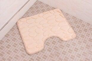 "Memory foam kilimėlis ""Benedomo"" Beige, 50x60 cm"