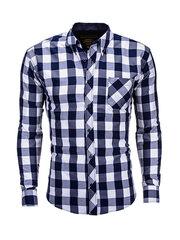 Vyriški marškiniai Ombre K282 kaina ir informacija | Vyriški marškiniai | pigu.lt