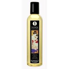 Masažo aliejus Shunga Romance - Braškinis šampanas 250 ml kaina ir informacija | Masažo aliejai | pigu.lt