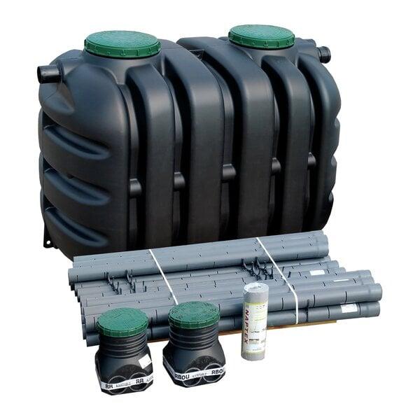 Valymo įrenginio komplektas Sotralentz EPURBLOC 2000 kaina ir informacija | Vandens filtrai, valymo įrenginiai | pigu.lt