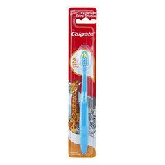 Dantų šepetukas vaikams Colgate Kids Extra Soft 2+
