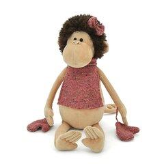 Pliušinė beždžionė Jozzi Orange Toys, 35 cm kaina ir informacija | Žaislai mergaitėms | pigu.lt