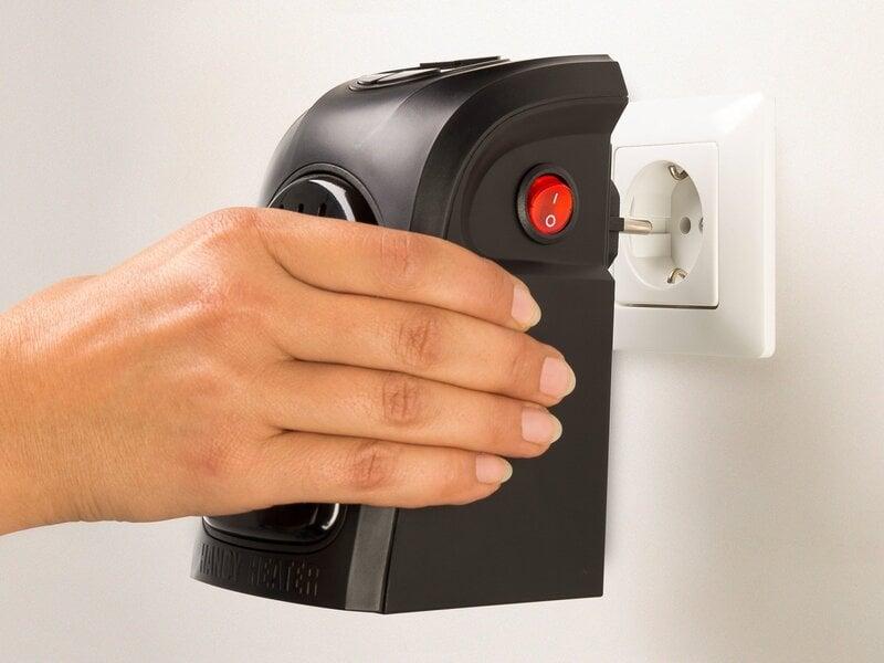 Rovus šildytuvas Handy Heater kaina ir informacija | Namai | pigu.lt