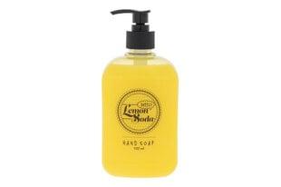 Skystas rankų muilas Hand Soap (Lemon Soda) 500 ml