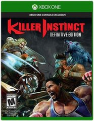 Žaidimas Killer Instinct Definitive Edition, Xbox One
