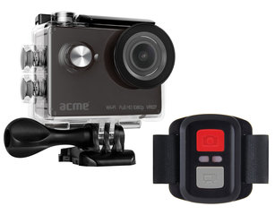 Veiksmo-aktyvaus sporto kamera ACME VR07 Full HD sports & action camera with Wi-Fi