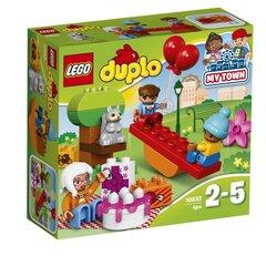 10832 LEGO® DUPLO Gimtadienio iškyla kaina ir informacija | Konstruktoriai ir kaladėlės | pigu.lt
