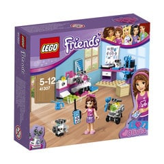 Konstruktorius LEGO® Friends Olivijos kūrybinės dirbtuvės 41307 kaina ir informacija | Konstruktoriai ir kaladėlės | pigu.lt