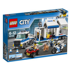 60139 LEGO® City Mobile Command Center Командный центр цена и информация | Конструкторы и кубики | pigu.lt
