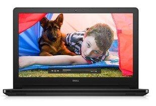 Prekė su pažeista pakuote. Dell Inspiron 15 5559 i5-6200U 4GB 1TB WIN10