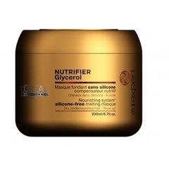 Kaukė sausiems plaukams L'Oreal Professionnel Paris Expert Nutrifier Melting 200 ml
