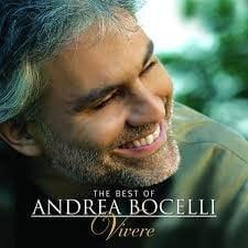 "CD ANDREA BOCELLI ""Vivere - Greatest Hits"" цена и информация | Музыкальные диски | pigu.lt"