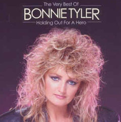 "CD BONNIE TYLER ""Holding Out - Very Best"""