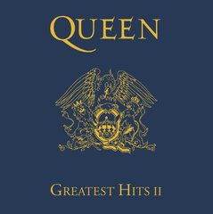 "CD QUEEN ""Greatest Hits II"""