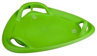 Trikampinė čiuožynė, NIJDAM Žalia kaina ir informacija | Rogutės | pigu.lt