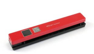 IRISCan Anywhere 5 Red - 8 PPM - Battery Li-ion
