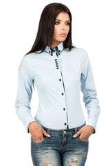 Marškiniai moterims MOE kaina ir informacija | Tunikos, palaidinės ir marškiniai moterims | pigu.lt
