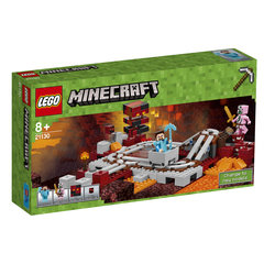 21130 LEGO® Minecraft The Nether geležinkelis