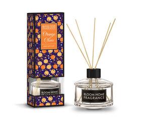 Namų kvapas su lazdelėmis Bloom Home Fragrance Orange and Cloves 90 ml