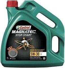 Castrol Magnatec STOP START 5W30 C3 variklio alyva, 4L
