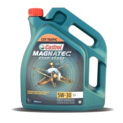 Castrol Magnatec STOP START 5W30 C3 моторное масло, 5 л
