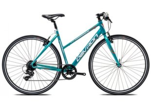 Moteriškas miesto dviratis Devron Urbio LU1,8