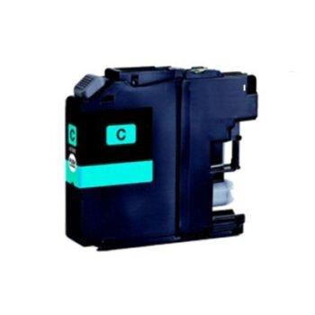 Toneris TFO skirtas rašaliniams spausdintuvams, analogas Brother LC123С kaina ir informacija | Kasetės rašaliniams spausdintuvams | pigu.lt