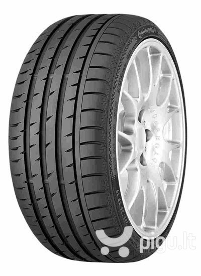 Continental ContiSportContact 3 255/40R17 94 W MO FR