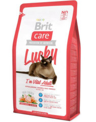 Brit Care Cat Lucky I'm Vital Adult, 2 kg