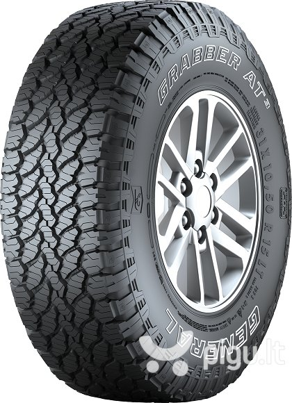 General GRABBER AT3 275/40R20 106 H XL FR