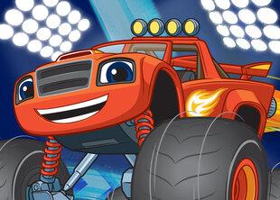 AW vaikiškas kilimas Blaze and the Monster Machines