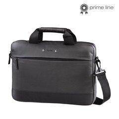 """Krepšys Hama Ultra Style nešiojamiesiems kompiuteriams iki 34 cm (13.3""""), tamsiai pilkas"""