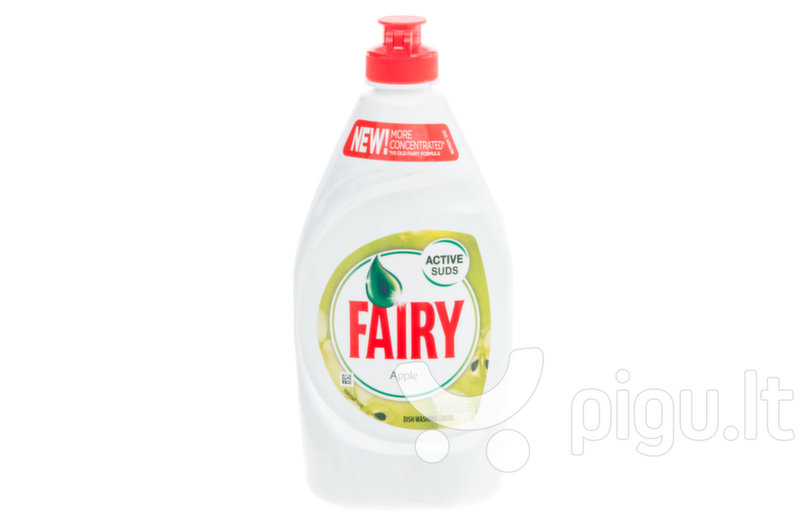 Fairy Apple indų ploviklis, 0,45 L