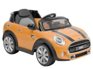 Elektrinis vaikiškas automobilis Mini Hatch Yellow