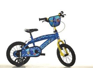 """Berniukų dviratukas Dino Bikes Žuvytė Dorė (Finding Dory) 14"""", 145XC-FD"""