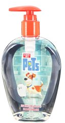 Skystas rankų muilas vaikams The Secret Life Of Pets 250 ml