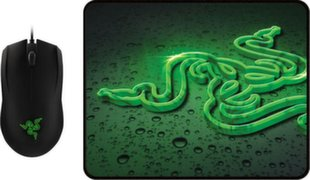 Razer mouse Abyssus 2000 + mouse pad Goliathus Speed