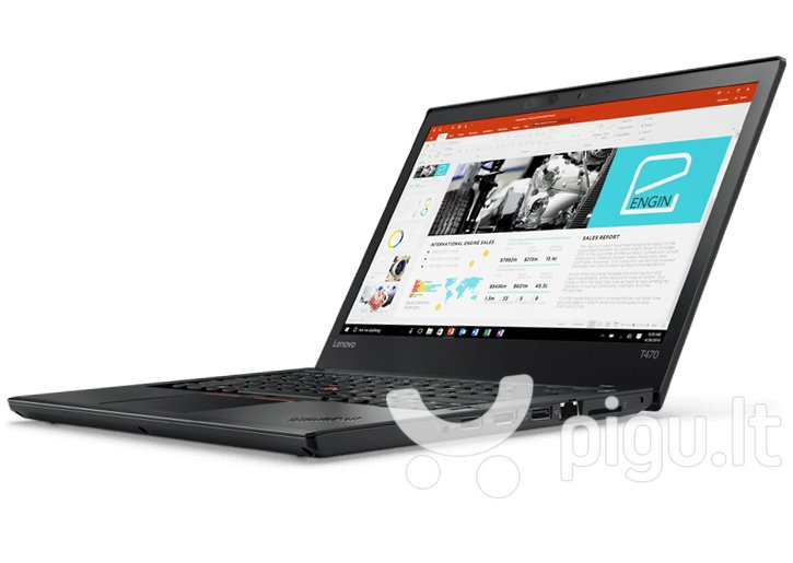 Lenovo ThinkPad T470 (20HD0001MX)