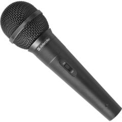 DEFENDER Karaoke microphone MIC-130 black cable 5m