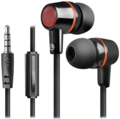 DEFENDER Headset for mobile devices Pulse-428 black in-ear