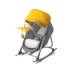 Gultukas - sūpynės KinderKraft 5 in 1 Unimo, geltonas