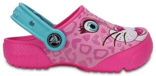 Batai mergaitėms Crocs™ FunLab Clog kaina ir informacija | Avalynė vaikams | pigu.lt