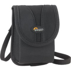 LowePro LP34696 Rezo 15 (7.5x2.2x9.5cm flexible) Universal Key Chain / Digital Camera / Phone Bag Black