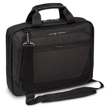 "Targus CitySmart TBT915EU 15.6 "", Black/Grey, Shoulder strap, Poly/PU, Messenger - Briefcase"