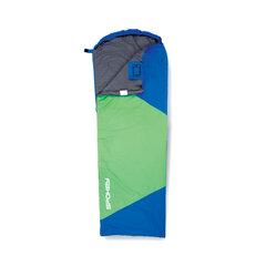 Miegmaišis Spokey Ultralight 600 II, mėlynas/žalias