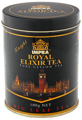 IMPRA arbata Royal elixir knight, 100 gr